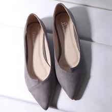 Buy Women Shoes Flats Casual Pointed Toe Basic Ballerina Ballet Flats Slip On Shoes for Women Senza Fretta 2017 New Flats LDD0129 for $16.42 in AliExpress store