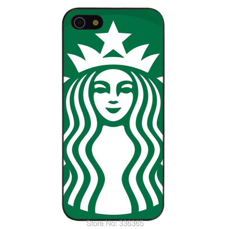 Starbucks coffee hard white case cover iphone 4s 5s 5c+ - Online Store 336365 store
