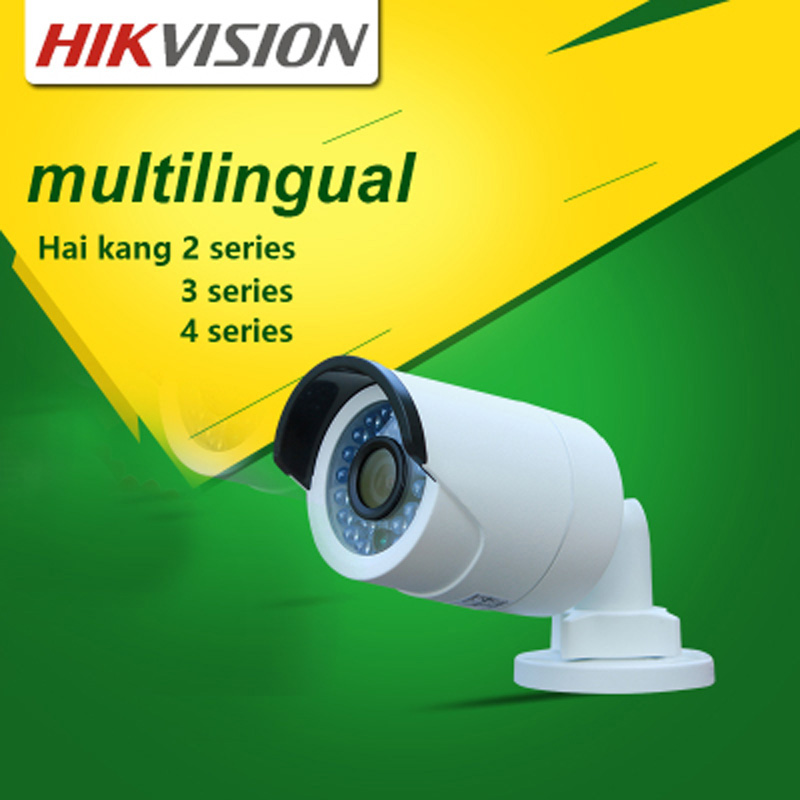 Hik DS-2CD2035-I 3MP IP camera H.265 waterproof surveillance camera CCTV security webcam cam 2cd2032f ds-2cd2032 DS 2CD2032 I(China (Mainland))