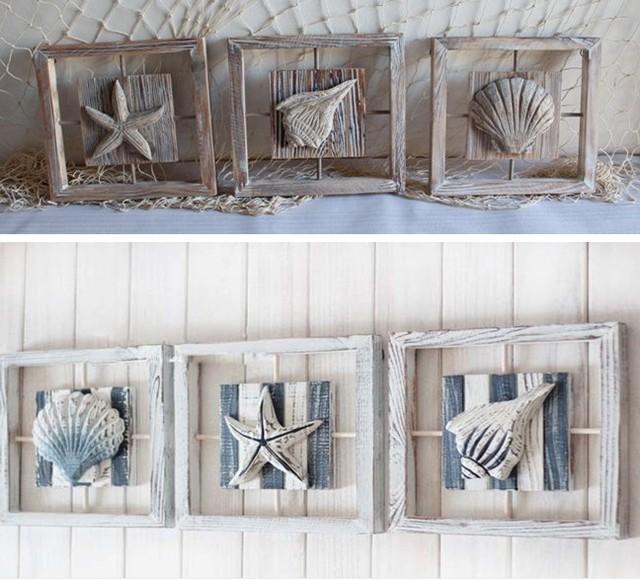 Hout decoratie woondecoratie muur foto thuis ambachten houten muur versiering woonkamer - Decoratie muur slaapkamer ...