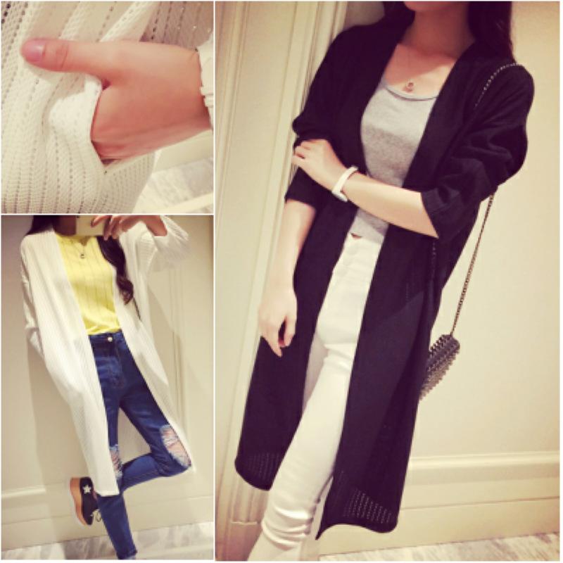 Discount womens cardigan new age season long sleeve fashion temperament long knitting cardigan pocket dressОдежда и ак�е��уары<br><br><br>Aliexpress