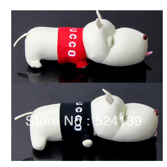 Free Shipping Air Freshener Long mouth dog Car Decoration Car Accessories