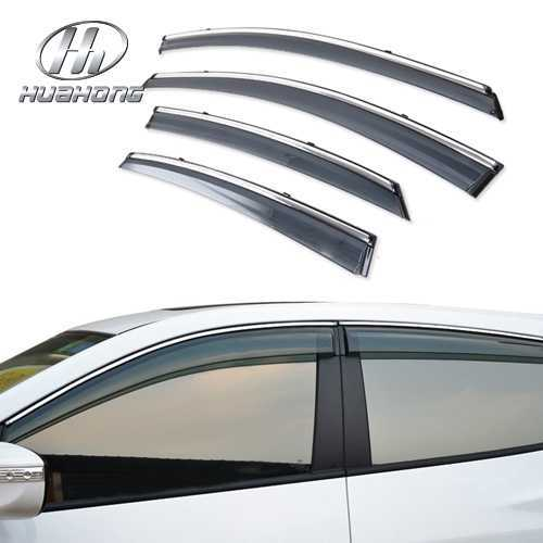 For Skoda Octavia A7 window visor Awnings & Shelters decoration products Exterior products accessory part 2017-2017
