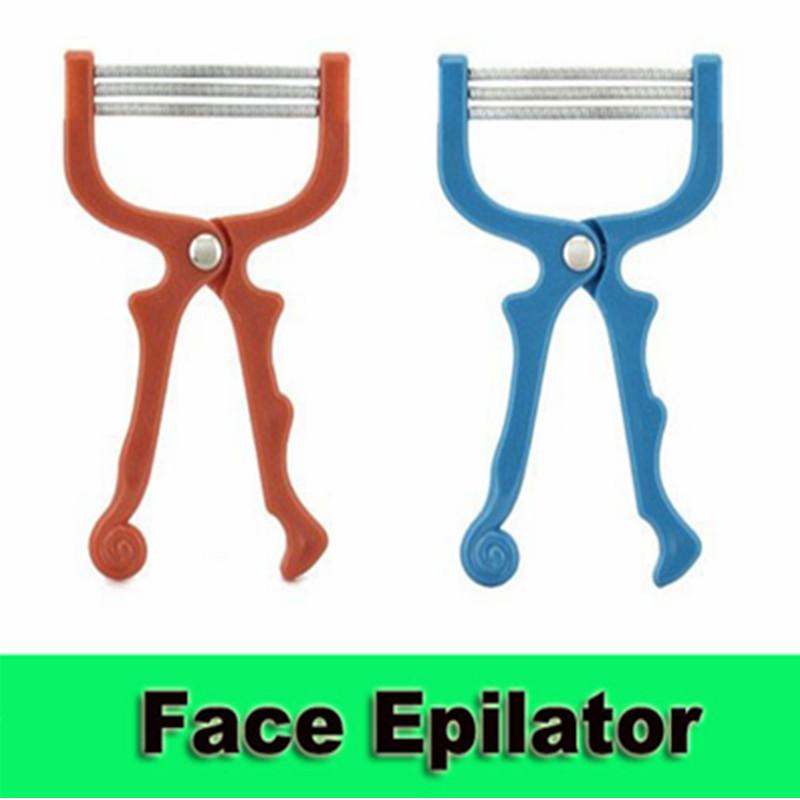 1Pcs New Arrival Femal Face Care Facial Hair Epicare Epilator Epistick Remover Stick Face(China (Mainland))
