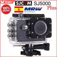 "Span ship Original SJCAM SJ5000 Plus HD Camera For GoPro SJ4000 Ambarella A7LS75 Action Camera 1.5"" LCD Sport DV CAR DVR"