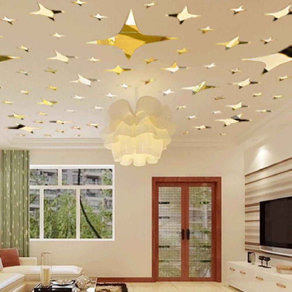plafond toiles autocollants promotion achetez des plafond
