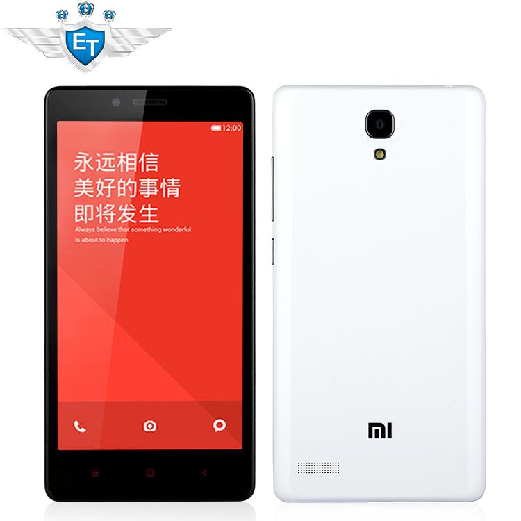 Мобильный телефон Xiaomi Redmi 4G 5,5 IPS 1280 X 720 2 16 1,2 3100mAh 13.0mp