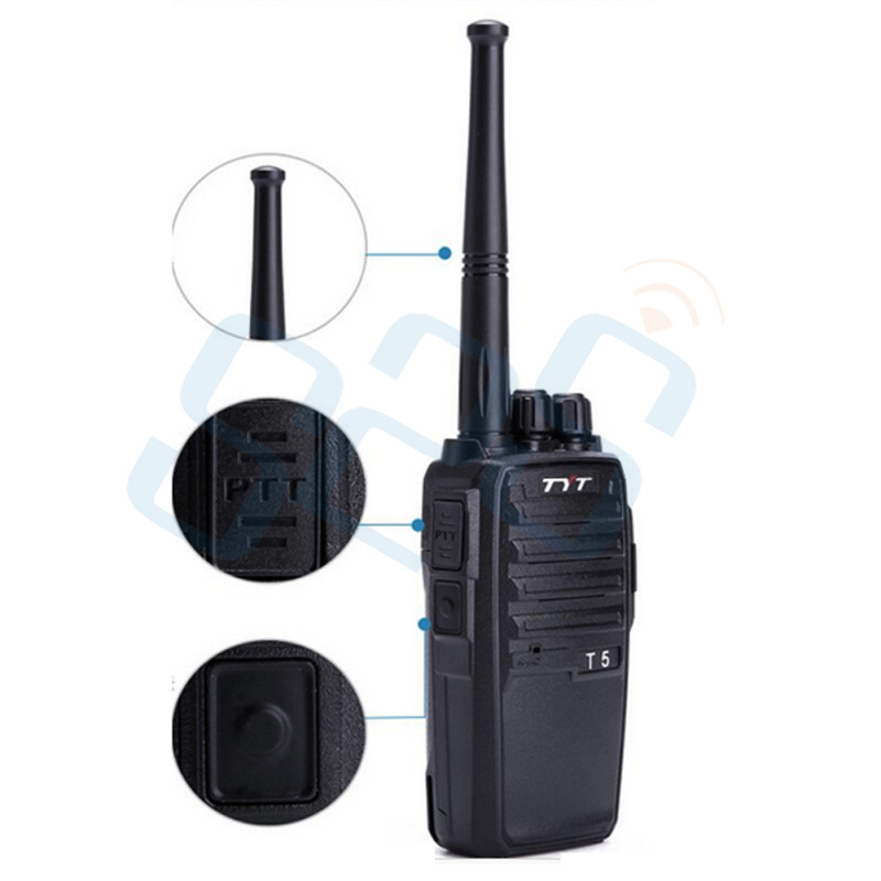 Original TYT T5 Transceiver UHF400-520mhz Portable ham CB walkie talkie TYT-T5 2015 newest product BBK007 free shipping 2pcs/lot(China (Mainland))
