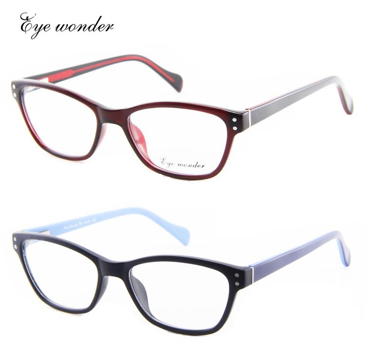 Eye Wonder Wholesale Lady Optical Frames Eyewear Glasses(China (Mainland))