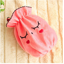 1 pair 6 Colors Black Blue Khaki Pink Rose Red Yellow  Super Cute Smile Plush Squinting rabbit Warm Short sleevelets(China (Mainland))