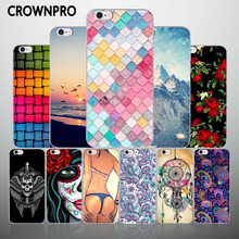 Buy CROWNPRO Soft Silicone Cases FOR iPhone 6 6S 5 5s SE 7 Plus Case Painted Soft TPU Protective Phone Back Covers for $1.21 in AliExpress store