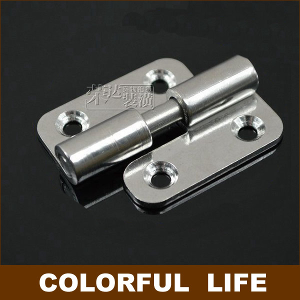 304 stainless steel thick, detachable, rounded hinge, mechanical equipment hinged, removable, marine, industrial hinge(China (Mainland))