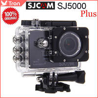 Original SJCAM SJ5000 Plus Waterproof HD Camera For GoPro SJ4000 14MP Ambarella A7LS75  WiFi Action Camera 1.5' 170 Degree
