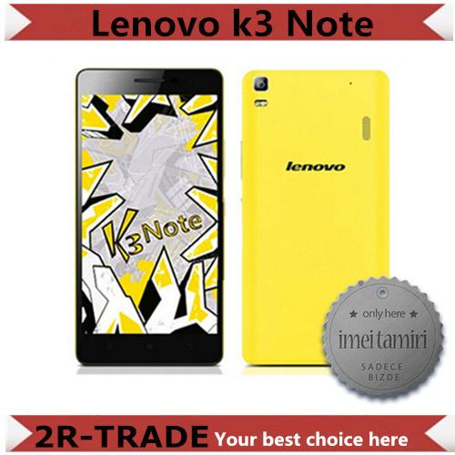 Original Lenovo k3 Note T3S 5.5 inch FDD LTE Android 6.0 Octa Core 2GB RAM 16GB ROM 13.0MP Camera 1920x1080 Cell Phone - 2R-TRADE store