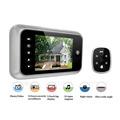 3pcs 3 5 LCD T115 Screen Doorbell Viewer Digital Door Peephole Viewer Camera Door Eye Video