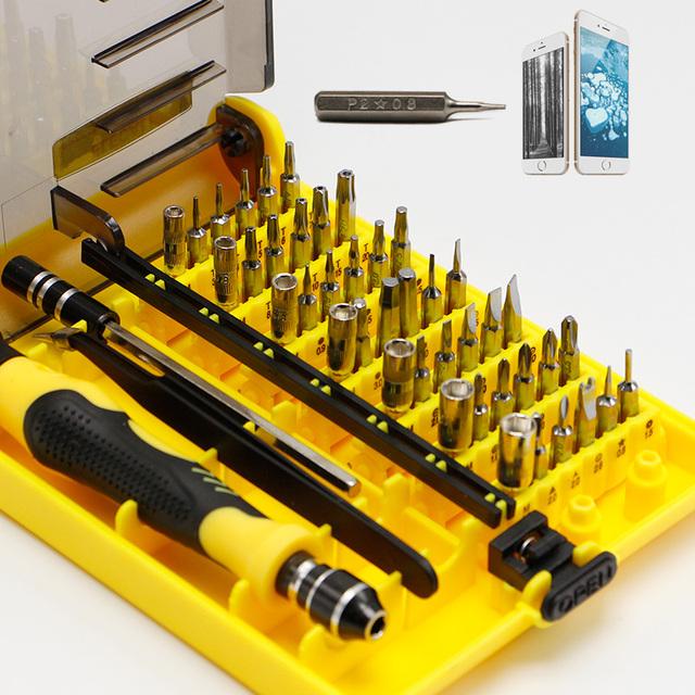 Rimless Eyeglass Nut Driver Kit : Screw Driver Precision Magnetic Screwdriver Set Manual ...
