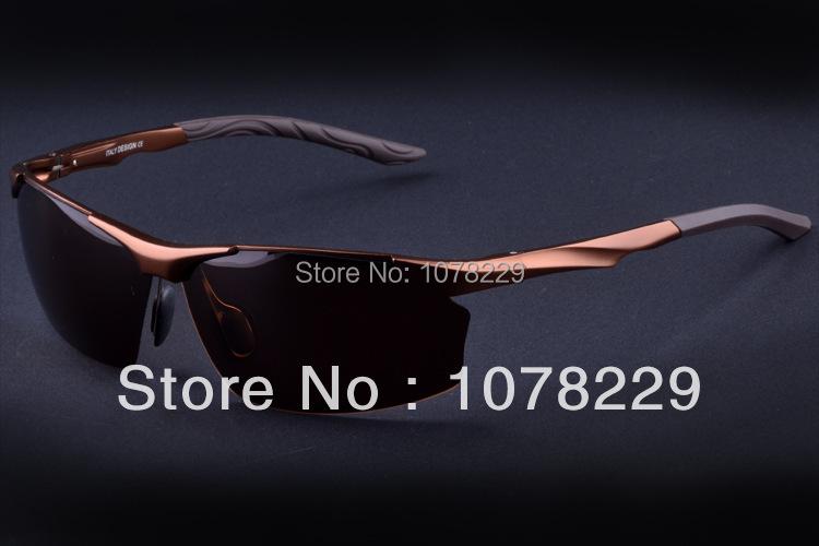 Famous brand sunglasses polarized eyewear sun glasses men oculos de sol polarized sun glasses Driving goggles men sunglass(China (Mainland))