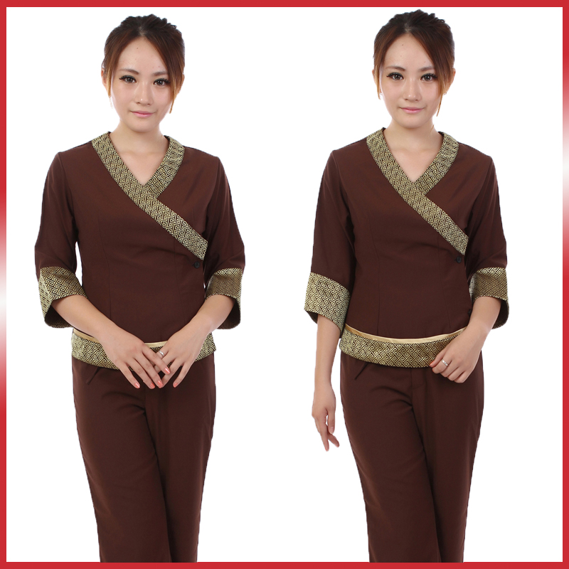Pijat ke hotel batam gosok pi for Spa uniform indonesia