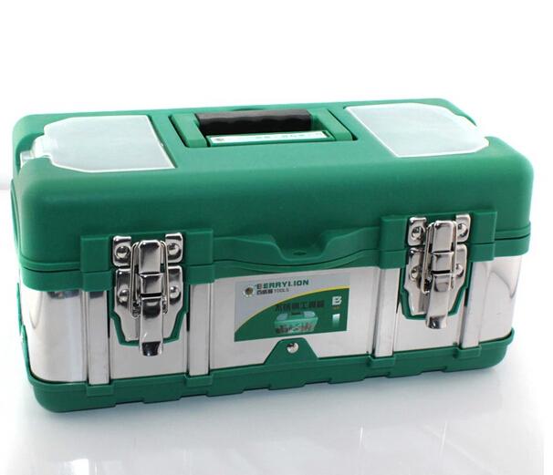 home hardware toolbox reinforced plastic stora