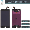 10pcs lot AAA quality LCD for Apple iPhone 6 Plus LCD display touch screen digitizer assembly
