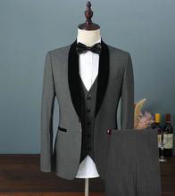 青男性の結婚式のスーツ 2019 (China)