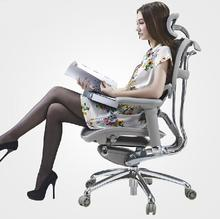 Ergonomic computer high mesh chairs office , comfort waist engineering chair(China (Mainland))