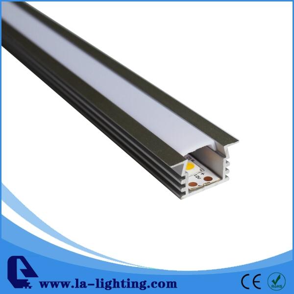 30PCS 1m length led aluminium extrusion profile free DHL shipping led strip aluminum channel housing Item No. LA-LP10(China (Mainland))