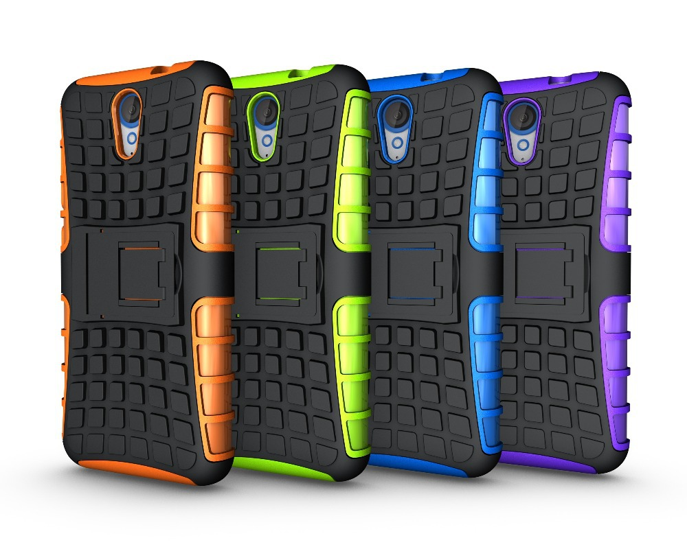 450pcs/lot TPU&PC Heavy Duty Rugged Defender Kickstand Cell Phone Protective Case For HTC Desire 620 Cover Skin(China (Mainland))
