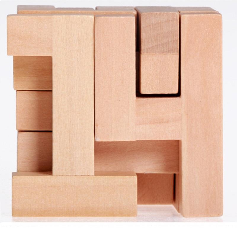 2016 hot sale Wooden box Digital Blocks child Unlocking assembling toys Infant Development Cognitive Magic cube Creative Gifts(China (Mainland))