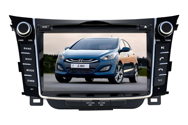 Android CAR DVD PLAYER WITH GPS FOR Hyundai Elantra GT 2012 Navigation Radio Bluetooth TV Free Maps - Shenzhen TomTop E-commerce Technology Co., Ltd. store