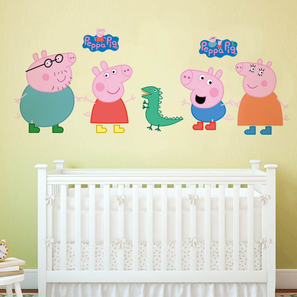wall stickers for kids rooms home decoration diy removable wall decal ...