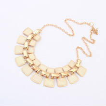 Buy New Bohemia Jewelry Choker Necklace Fashion Chain Collar Necklaces & Pendants Tassel Statement Necklace Women 88 KQS for $1.50 in AliExpress store