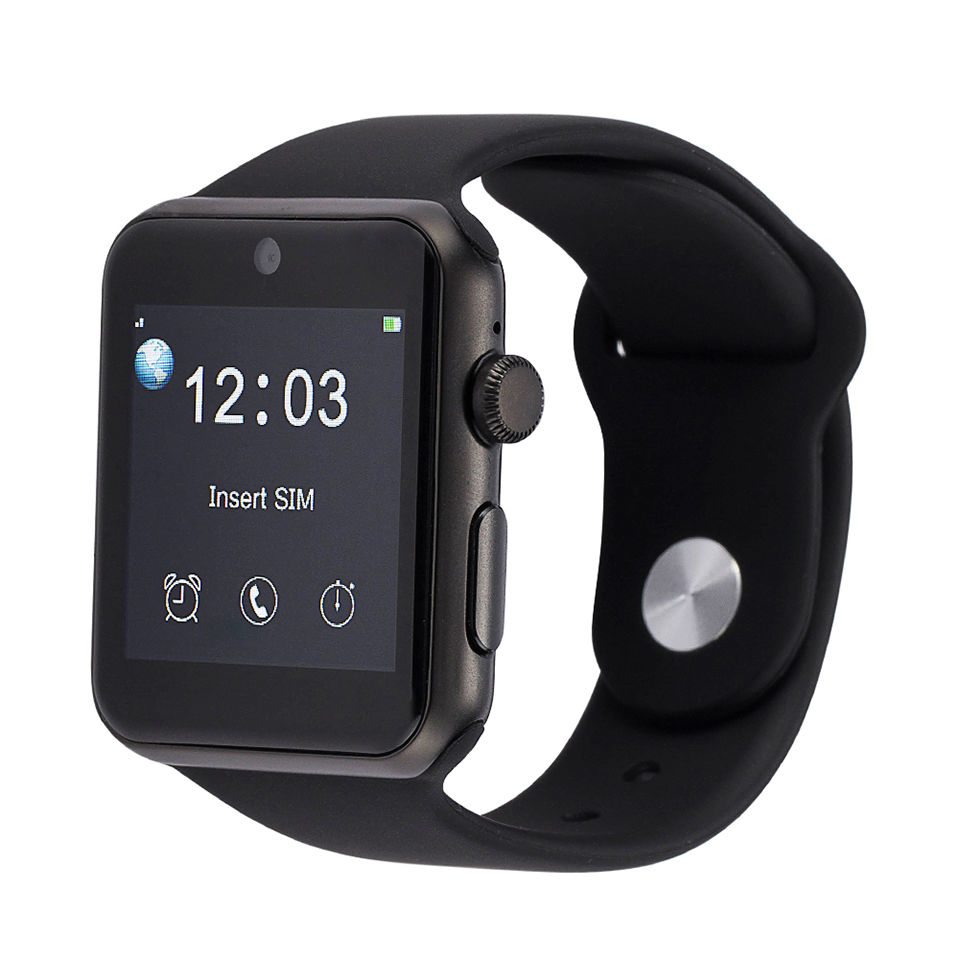 2016 Fashion Original Smart Watch with MT2502C CPU Supported SIM Card Bluetooth 4.0 Smart Clock 320mAH Battery Long Duration(China (Mainland))