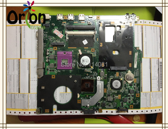 FOR ASUS N60SF Laptop Motherboard (System board/Mainboard) fully tested &amp; work good<br><br>Aliexpress