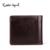 Cobbler Legend Famous Brand Vintage Genuine Leather Men Wallet Coin Pocket Purse Card Holder For Men Carteira Man Zipper Wallets
