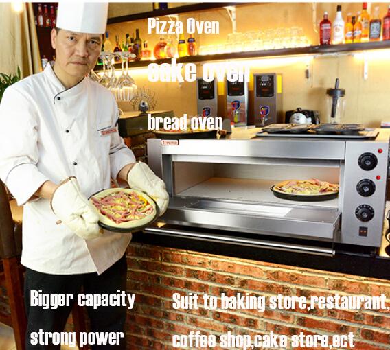 Гаджет  Bakery euipment Electric commercial cake bread Meat Pizaa Oven  None Бытовая техника