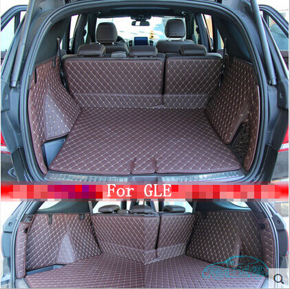 Good quality special trunk mats for mercedes benz gle for How to open the trunk of a mercedes benz e320