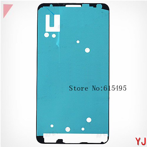 10 pcs/lot Adhesive glue For Samsung Galaxy Note 3 N900 N9005 n9006 9008 N900A N900T 3M adhesive sticker