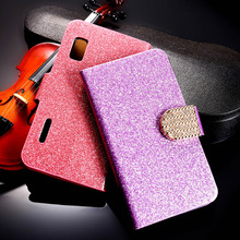 Buy PU Leather Flip Case Bling Diamond Phone Case Cover LG Optimus L5 E610 E612 E615 4.0 inch Wallet Phone Case Glitter Holster for $2.97 in AliExpress store