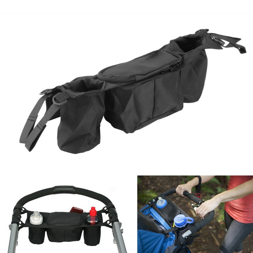 2015 hot New Cup bag Baby Stroller Organizer Baby Carriage Pram Buggy Cart Bottle Bags Stroller Accessories Baby Car Bag Newest(China (Mainland))