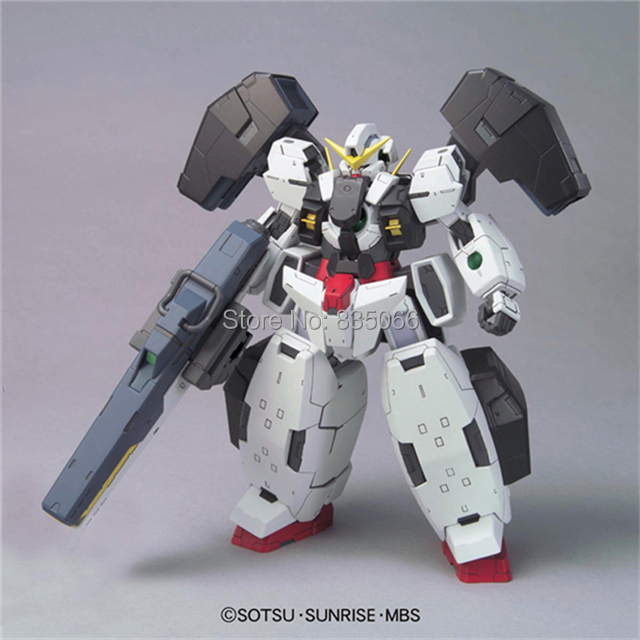 GAO Japanese anime figures Master Grade Gundam 1/100 TV 00-04 Virtue GN-005 robot action figure plastic model kits toys - R,Y boutique Toy Store store