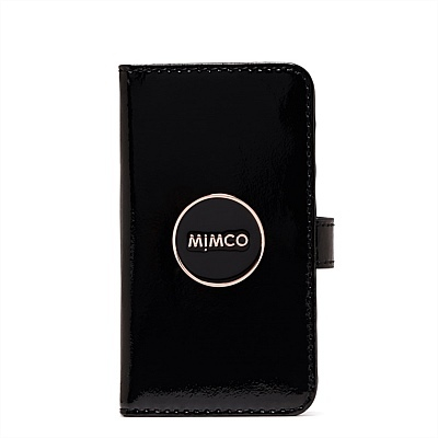 Кошельки бесплатная доставка mimčo MIMPOUCH FLIPCASE для IPHONE 6 IPHONE 6 S чернокожих ...