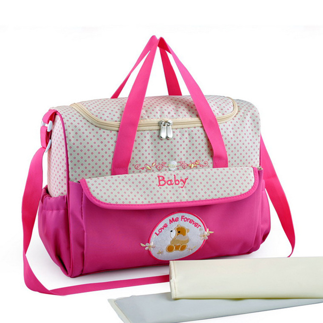 Insular Mummy Baby Bag Multi-functional Baby Diaper