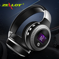 ZEALOT B19 Bluetooth Headphones Wireless Stereo Earphone Headphone with Mic Headsets Micro SD Card Slot FM