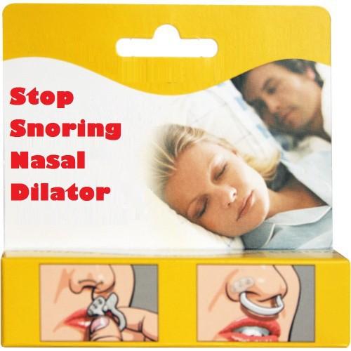Anti-Snoring Nasal Dilator - Nighttime Breathing Assistance Device(China (Mainland))