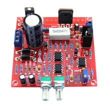 2016 NEW Free Shipping Red 0-30V 2mA-3A Continuously Adjustable DC Regulated Power Supply DIY Kit  for school education lab E#TN(China (Mainland))