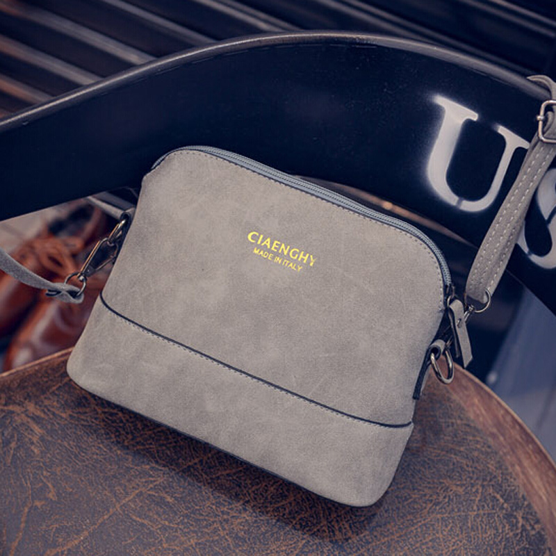 2016 fashion sac femme bag ladies leather women messenger bag purses and handbags shell women bags