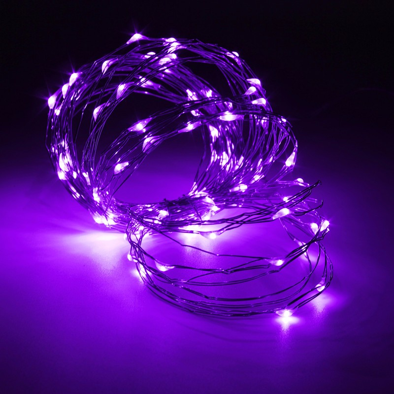 Triyae.com = Fairy Lights Outdoor Battery Operated ~ Various design inspiration for backyard