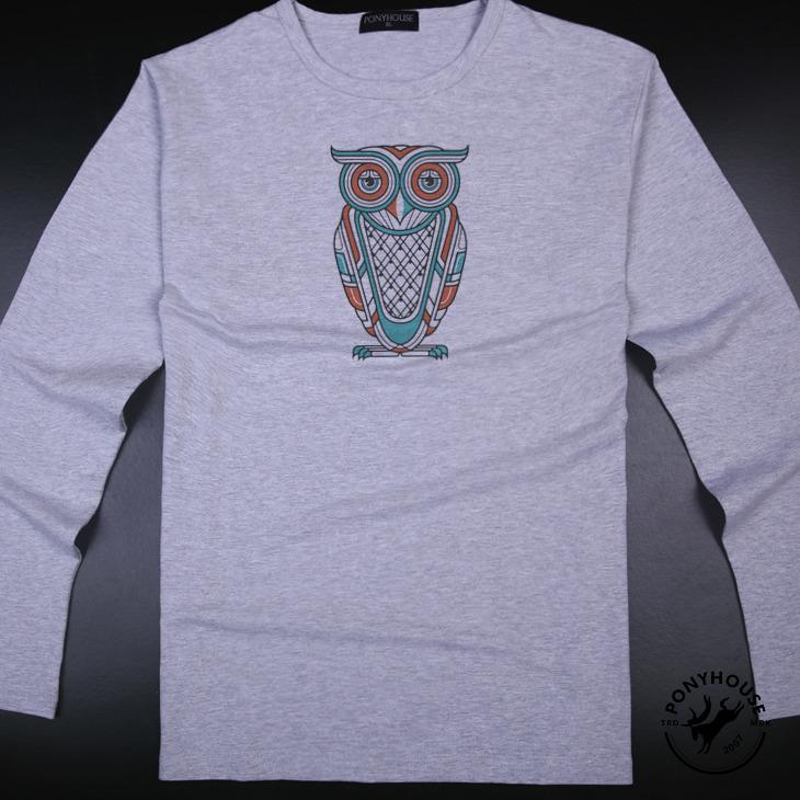 Гаджет  2015 I entrance gift Send brother AWF FOLKART owl Long sleeve men render unlined upper garment None Изготовление под заказ