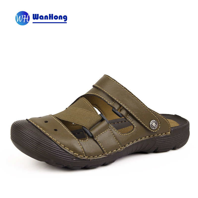 Fashion Slippers For Men Summer Style Sandals Men Shoes ...